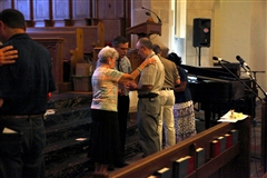 Annual Conference 2012 - Prayer Walk and Healing Service